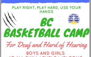 Basketball Camp 2017